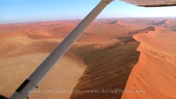 Fly over Africa - Namibia